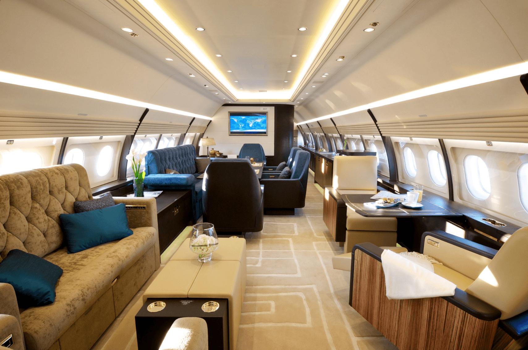Just Flights Aircraft Chartering